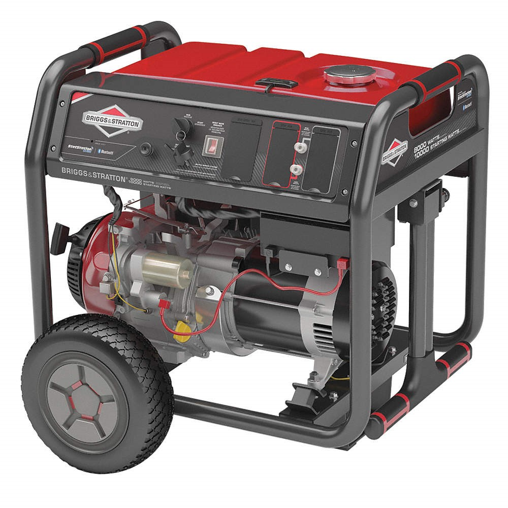 Electric Recoil Generator Briggs