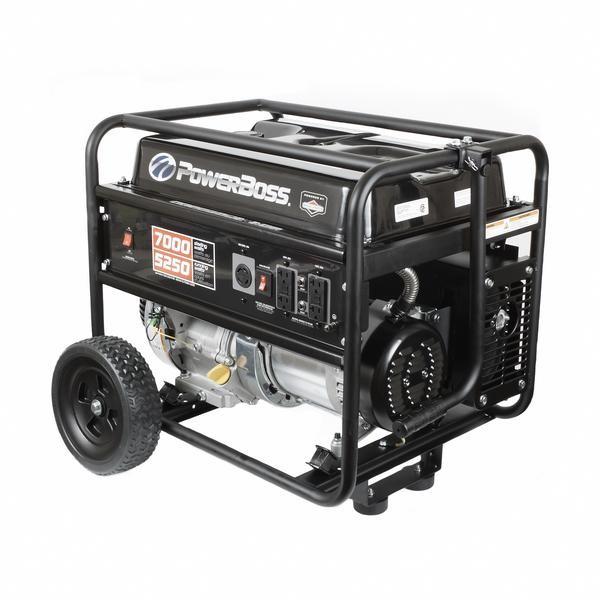 PowerBoss 5250 Generator-Briggs